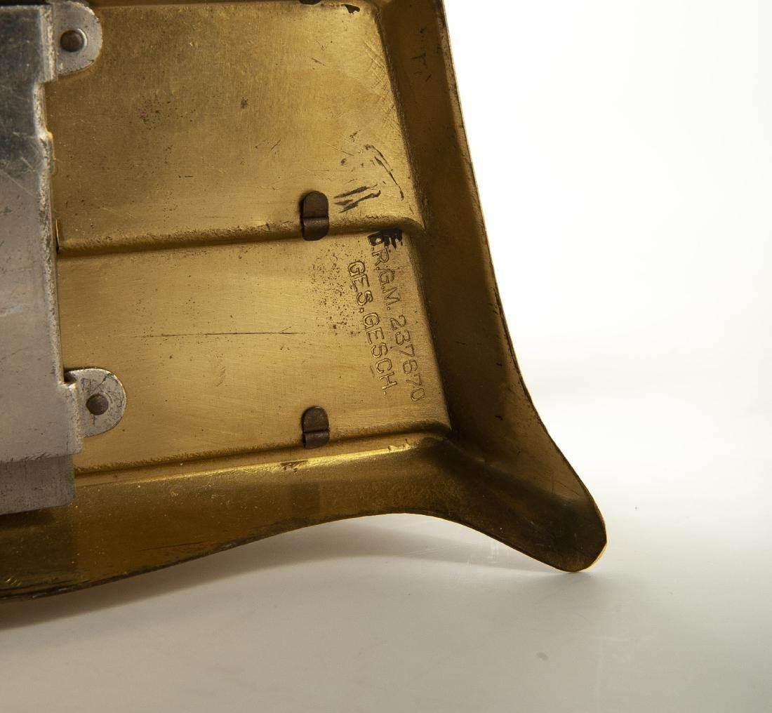 3 Brass Desk Accessories - 10