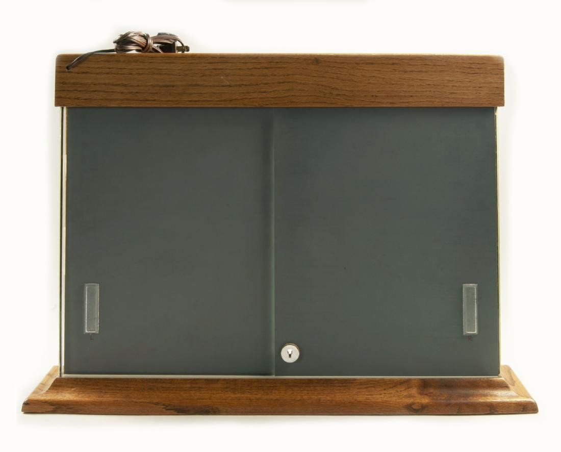 Counter Top Display Cabinet - 3
