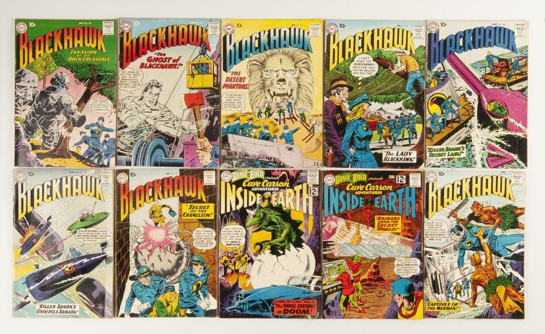 39 Various Golden & Silver Age Comics - 2