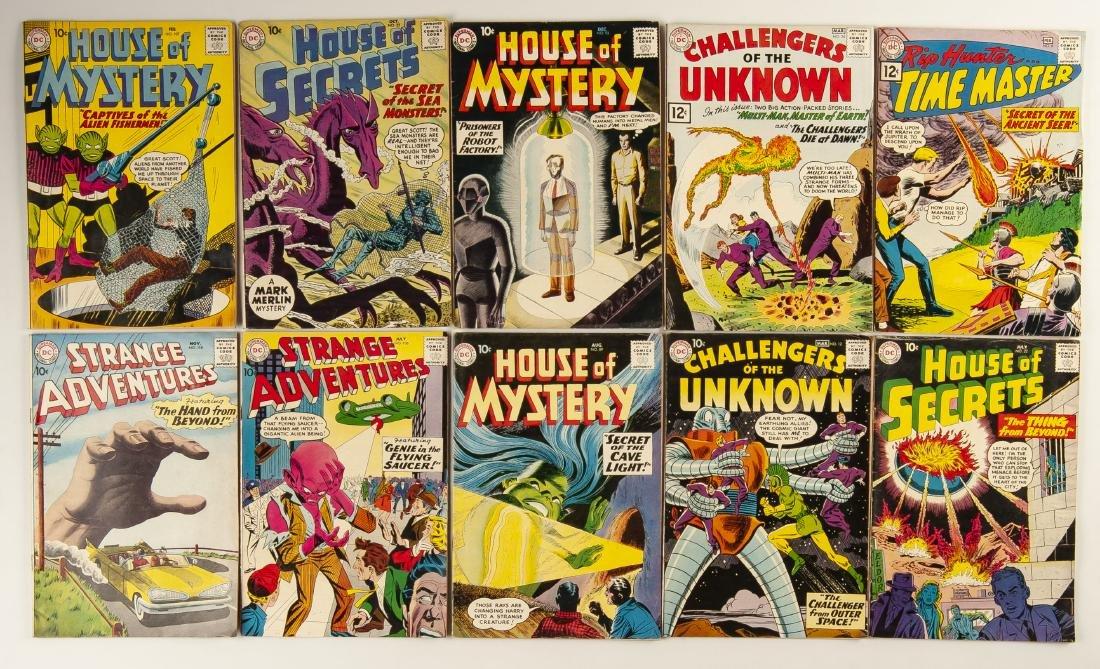 39 Various Golden & Silver Age Comics - 4