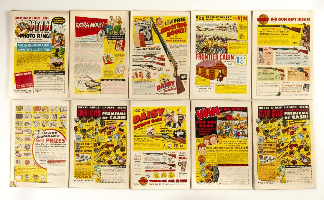 39 Various Golden & Silver Age Comics - 5
