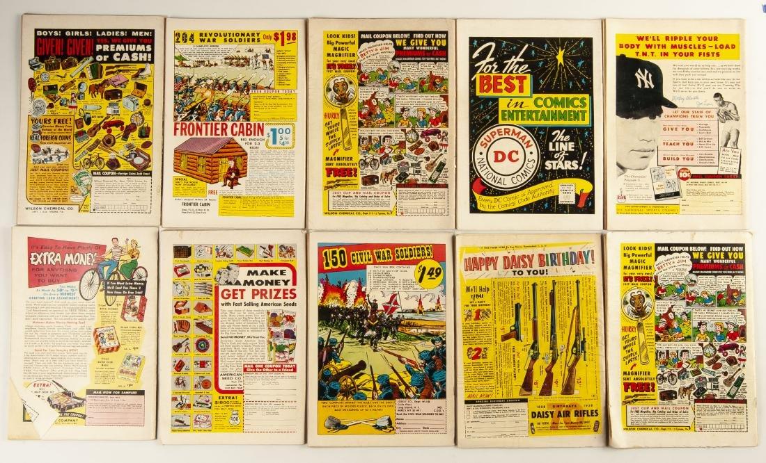 39 Various Golden & Silver Age Comics - 7