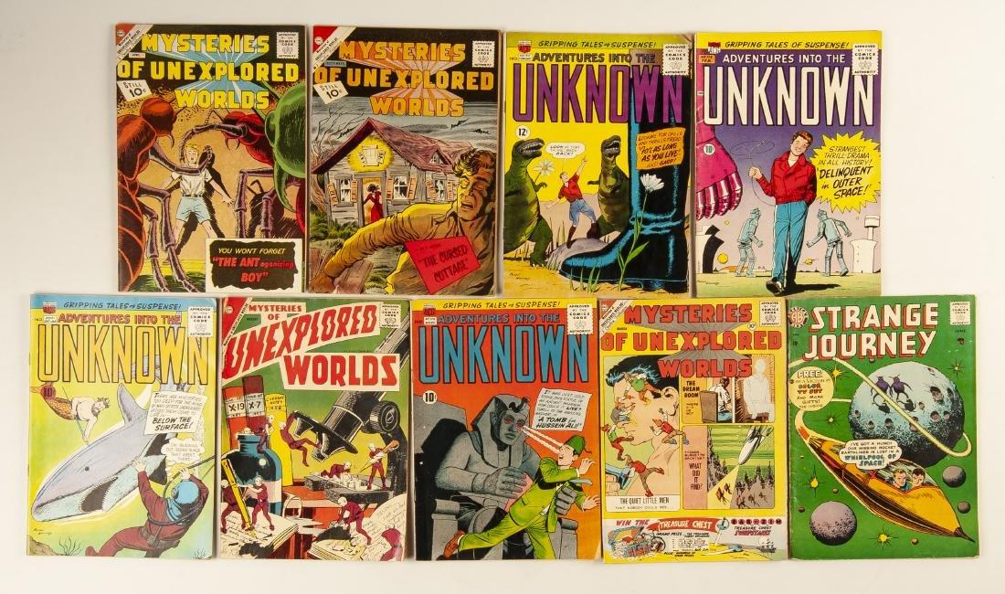 39 Various Golden & Silver Age Comics - 8