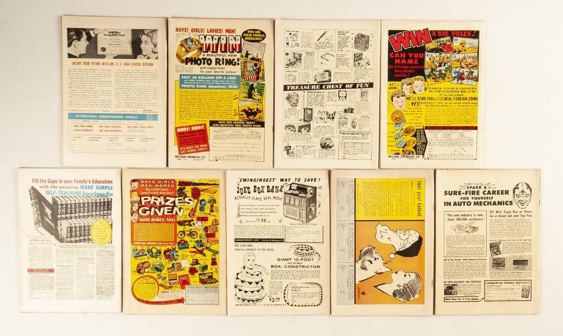 39 Various Golden & Silver Age Comics - 9