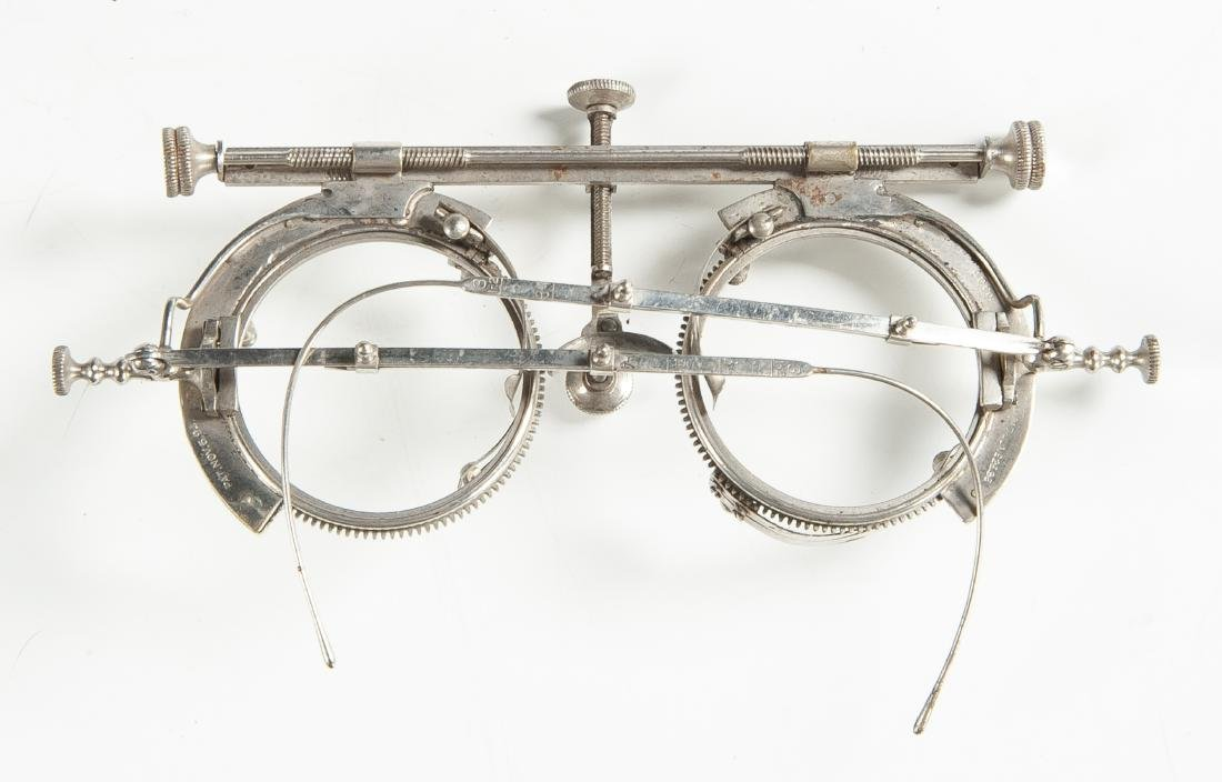 Optician's Glasses & Refractive Lens Set - 3