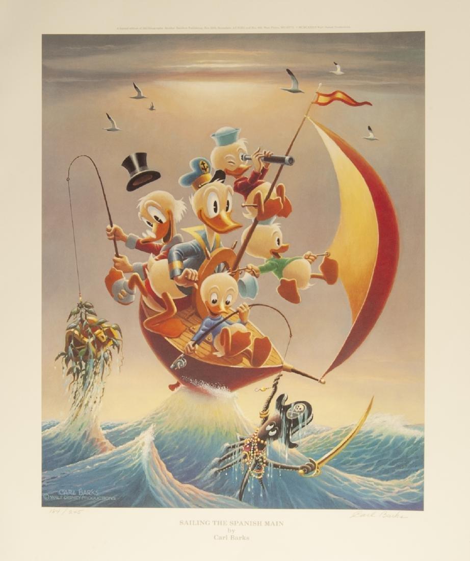 Carl Barks (American, 1901-2000) - 2