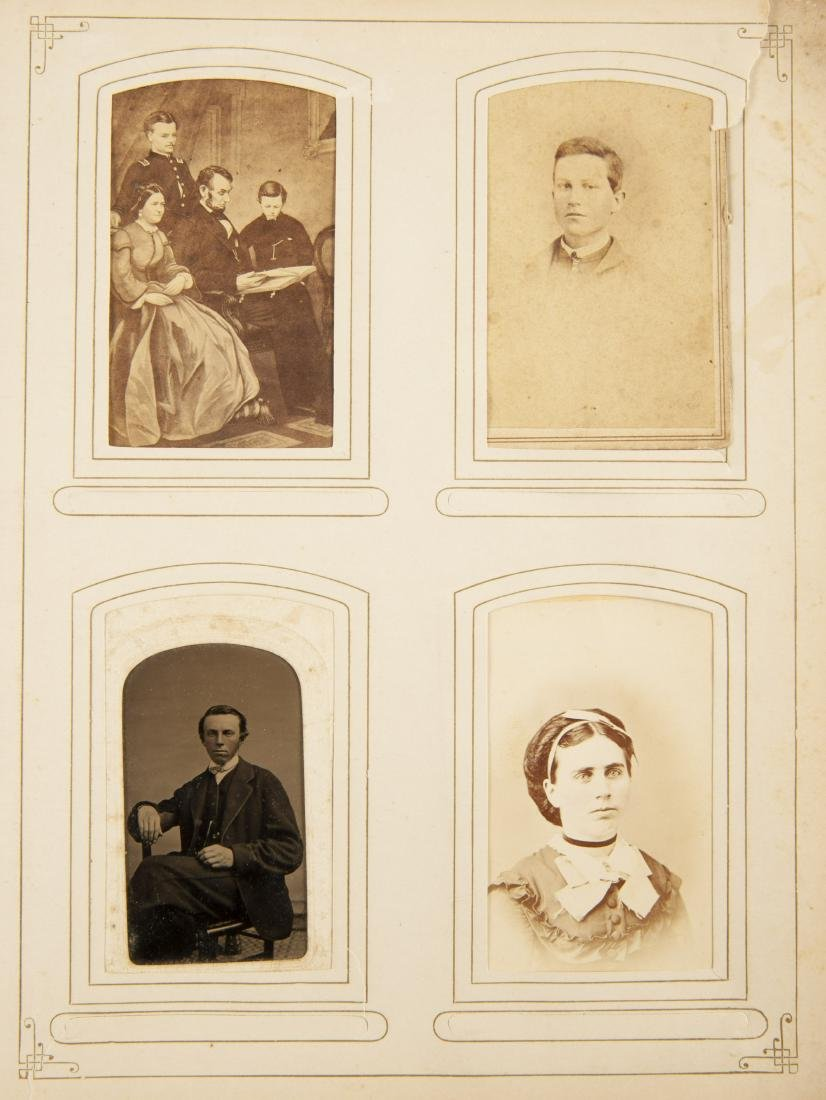 Victorian Album of Images Incl Baby Post Mortems - 6