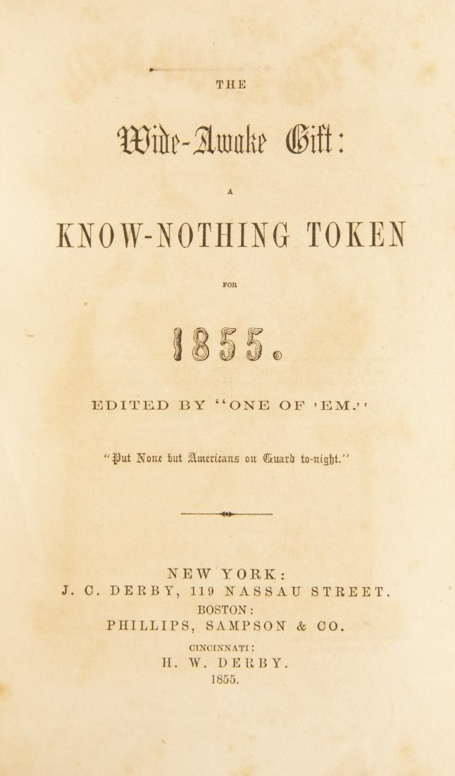 5 19th Century Civil War Books - 3