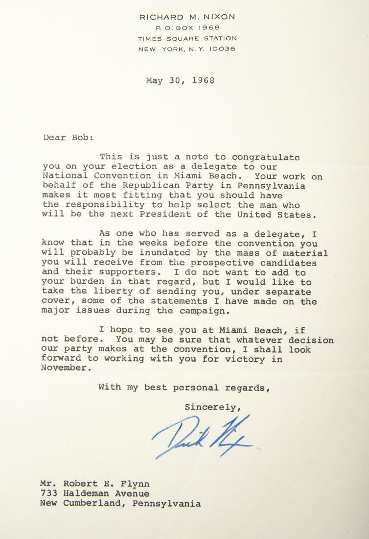 1968 Republican Nat'l Convention Collection - 2