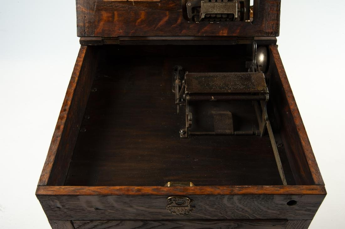 National Desk Autographic Register - 6