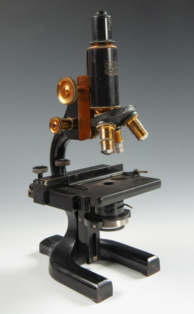Cased Microscope - 5