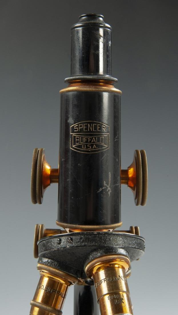Cased Microscope - 8