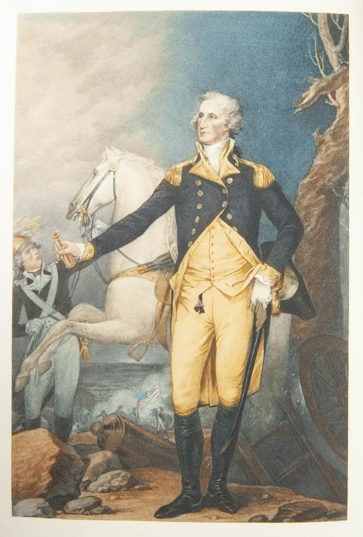 2 Vols. George Washington by W.C. Ford, 1900 - 7