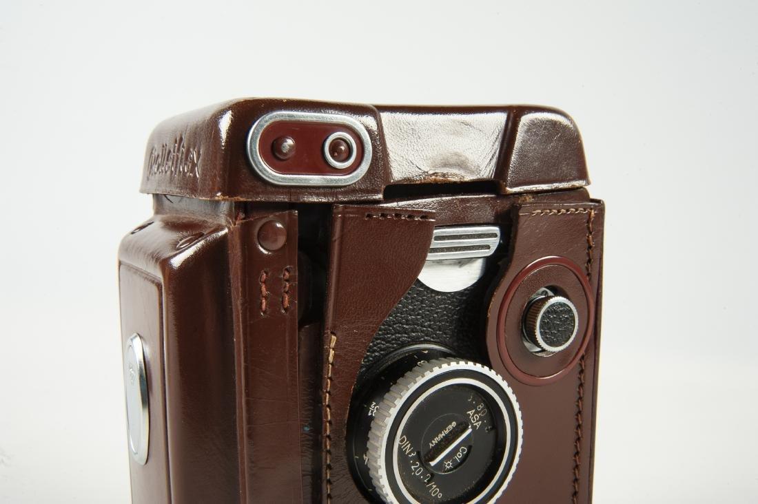 Rollei Rolleiflex 3.5 A Camera in OB - 10
