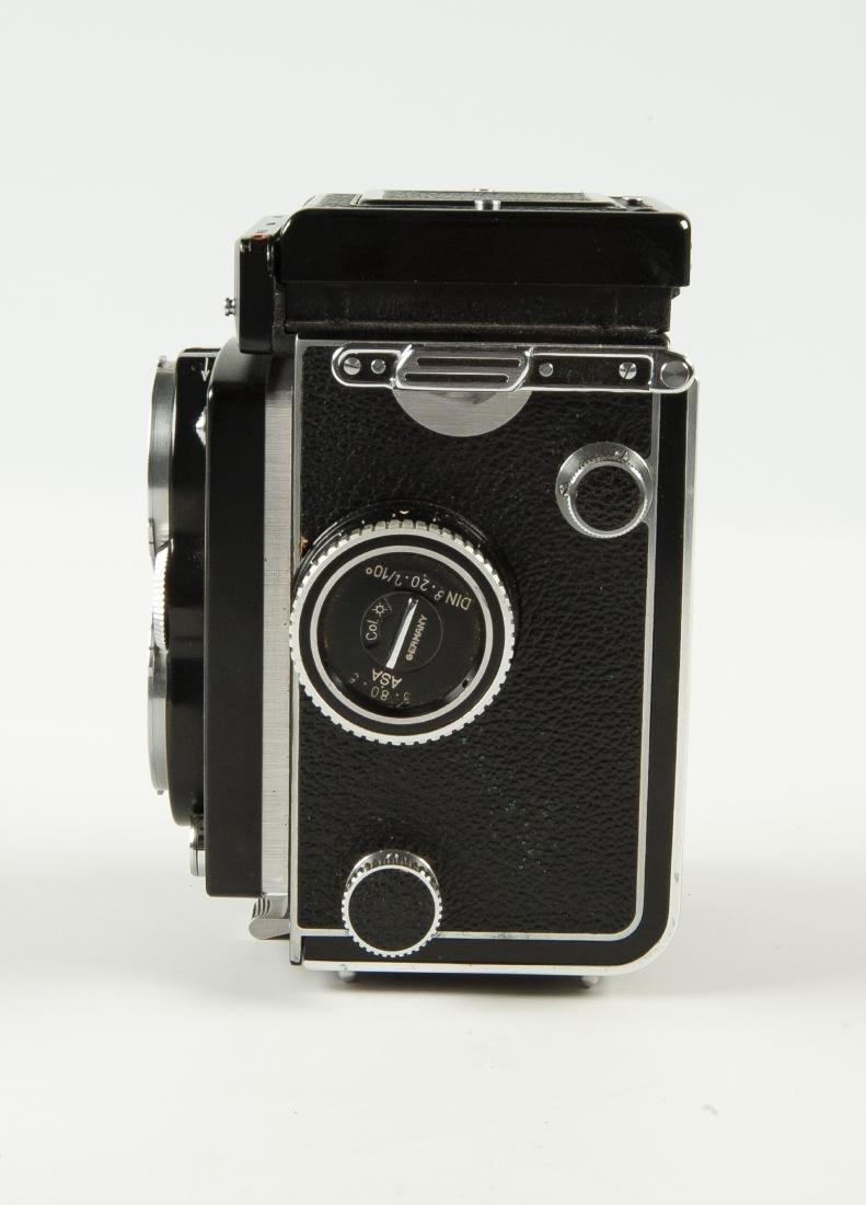 Rollei Rolleiflex 3.5 A Camera in OB - 4