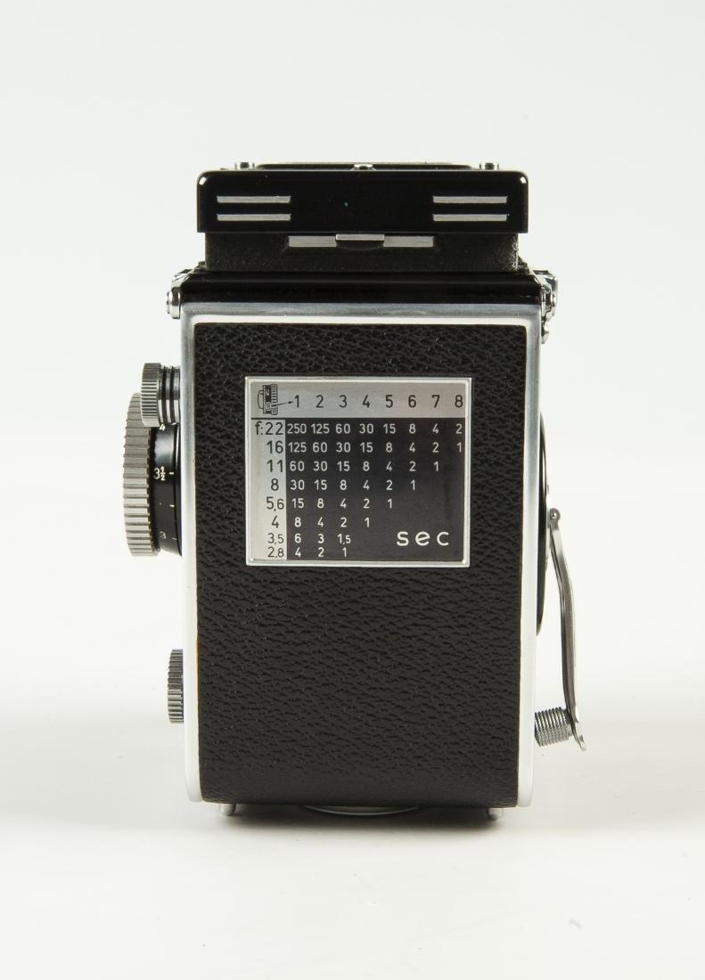 Rollei Rolleiflex 3.5 A Camera in OB - 5