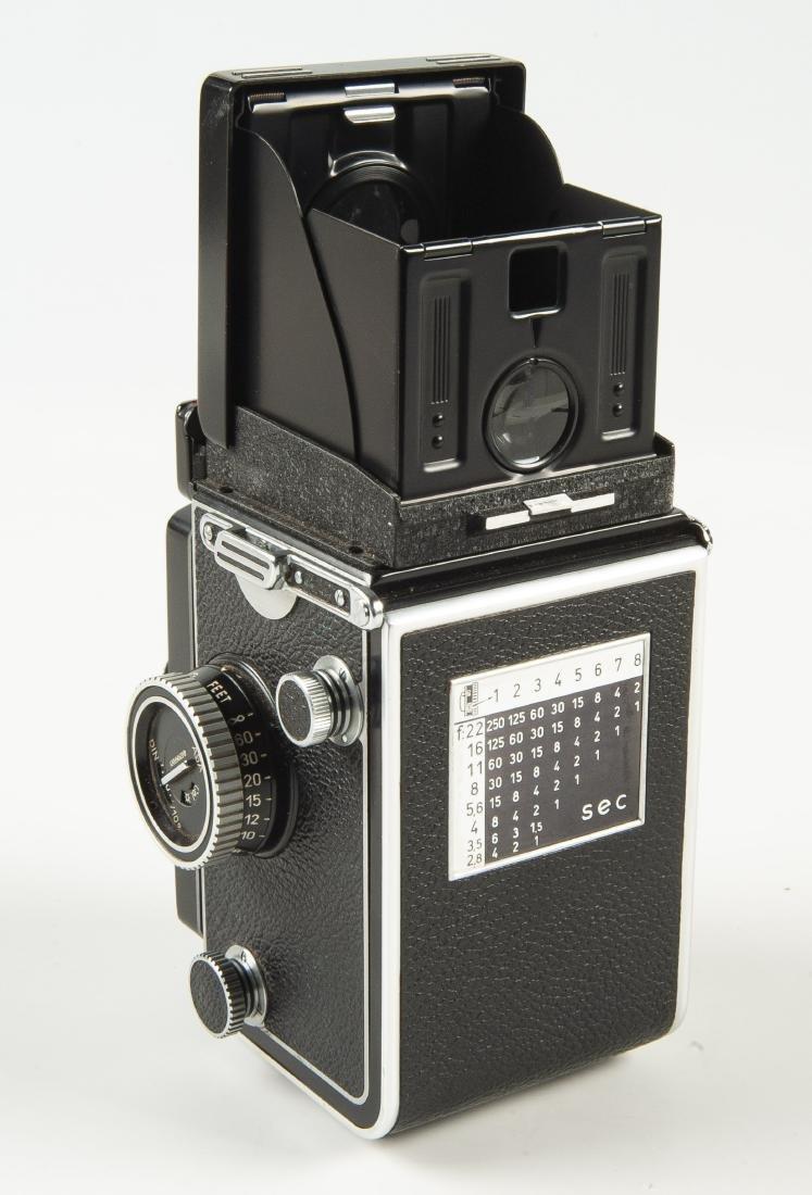 Rollei Rolleiflex 3.5 A Camera in OB - 8