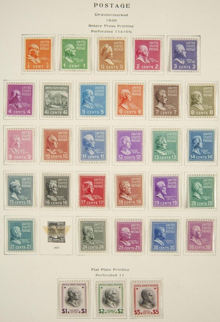 Group of U.S. Postage 1919-1950