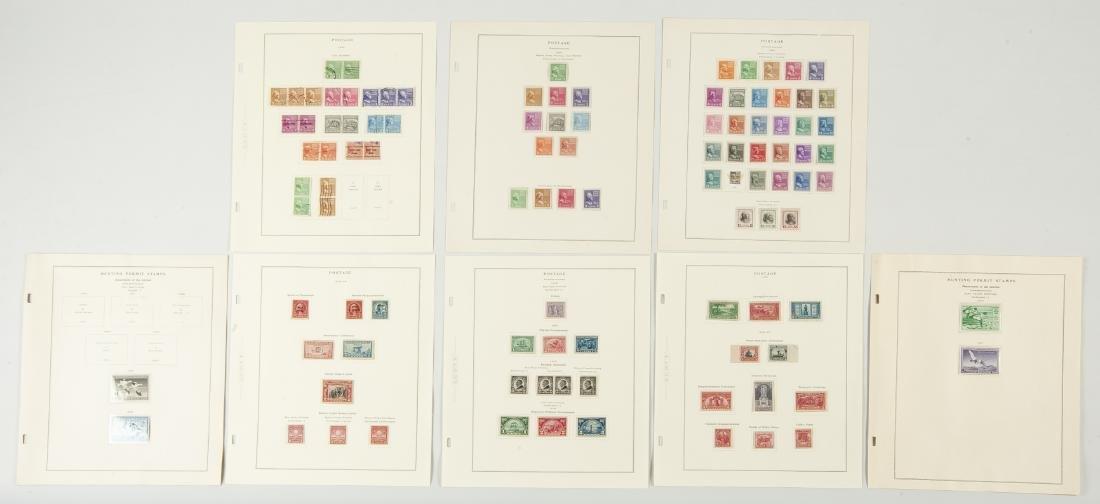 Group of U.S. Postage 1919-1950 - 2