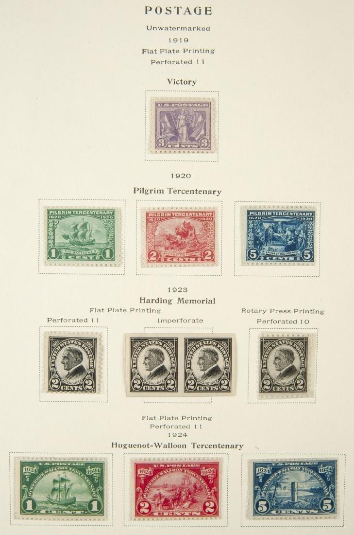 Group of U.S. Postage 1919-1950 - 4