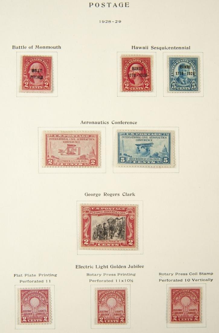 Group of U.S. Postage 1919-1950 - 5