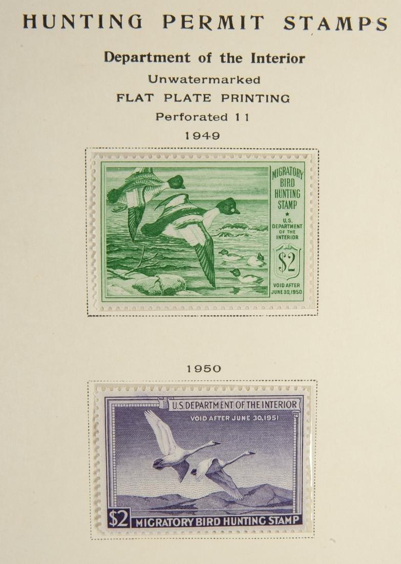 Group of U.S. Postage 1919-1950 - 6