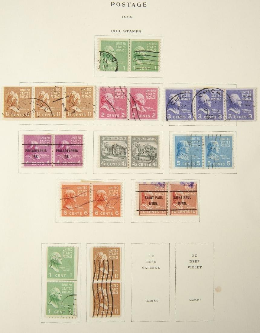 Group of U.S. Postage 1919-1950 - 8