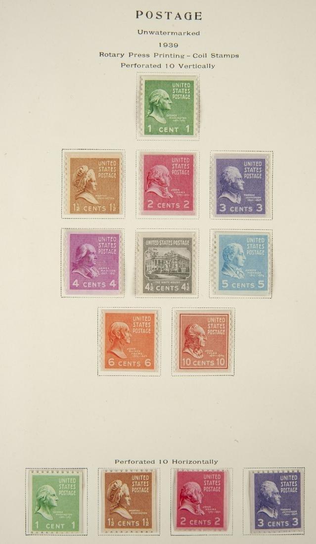 Group of U.S. Postage 1919-1950 - 9