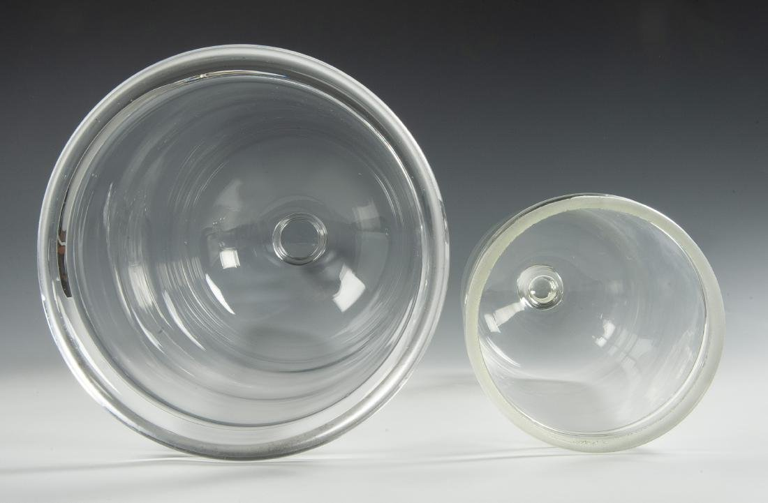 2 Glass Domes - 4