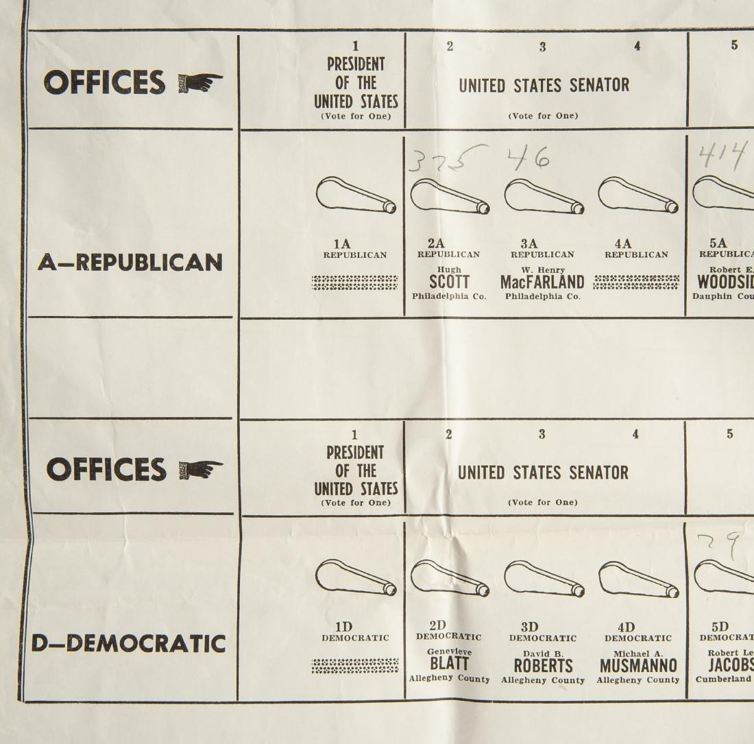 Scranton & Goldwater Political Memorabilia - 5