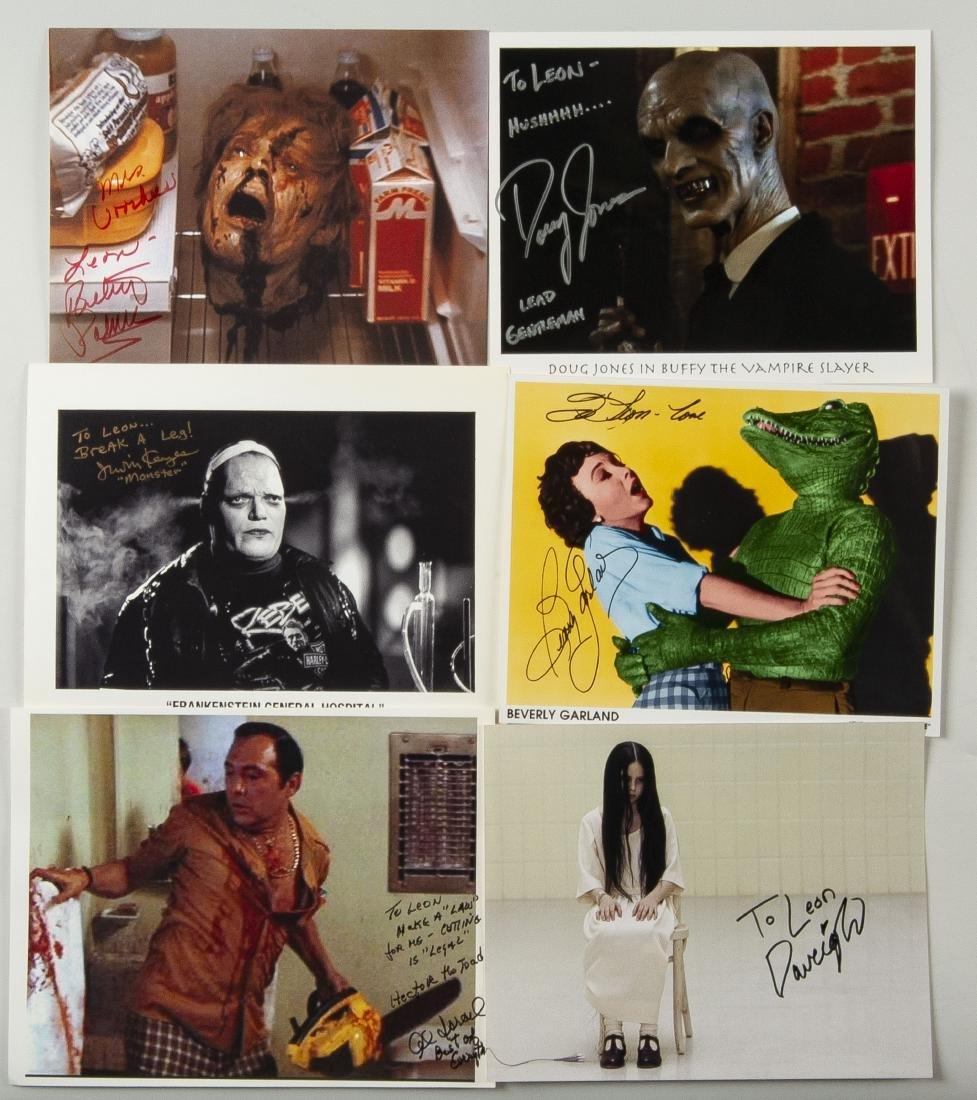 27 Horror Movie Autographed Photos - 5