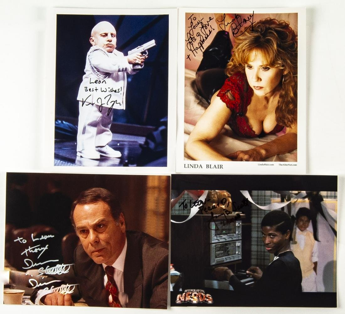 33 Actor Autographed Photos and More - 6
