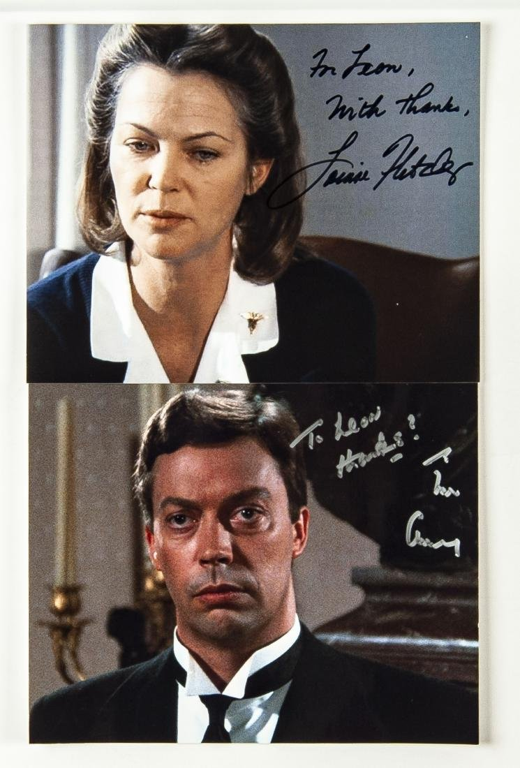 33 Actor Autographed Photos and More - 8