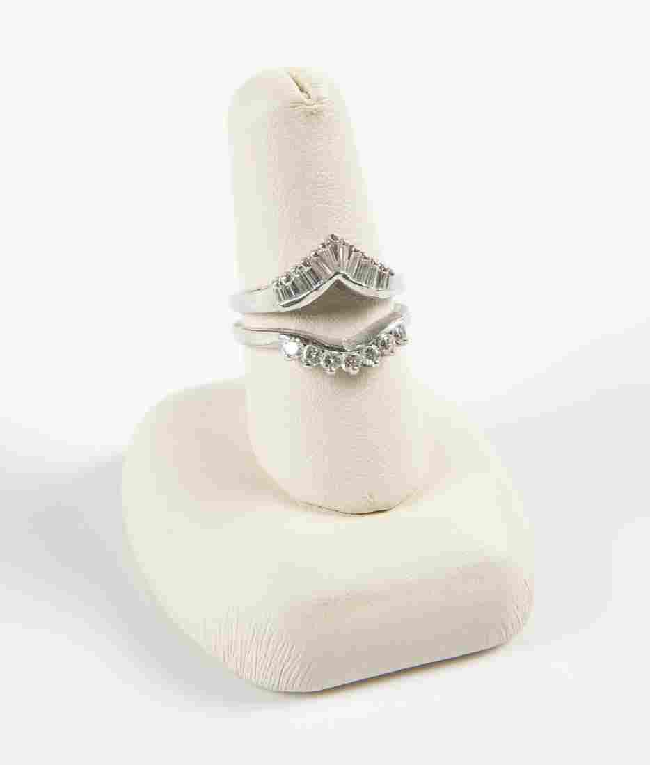 14K .40 CTW Diamond Wrap Ring
