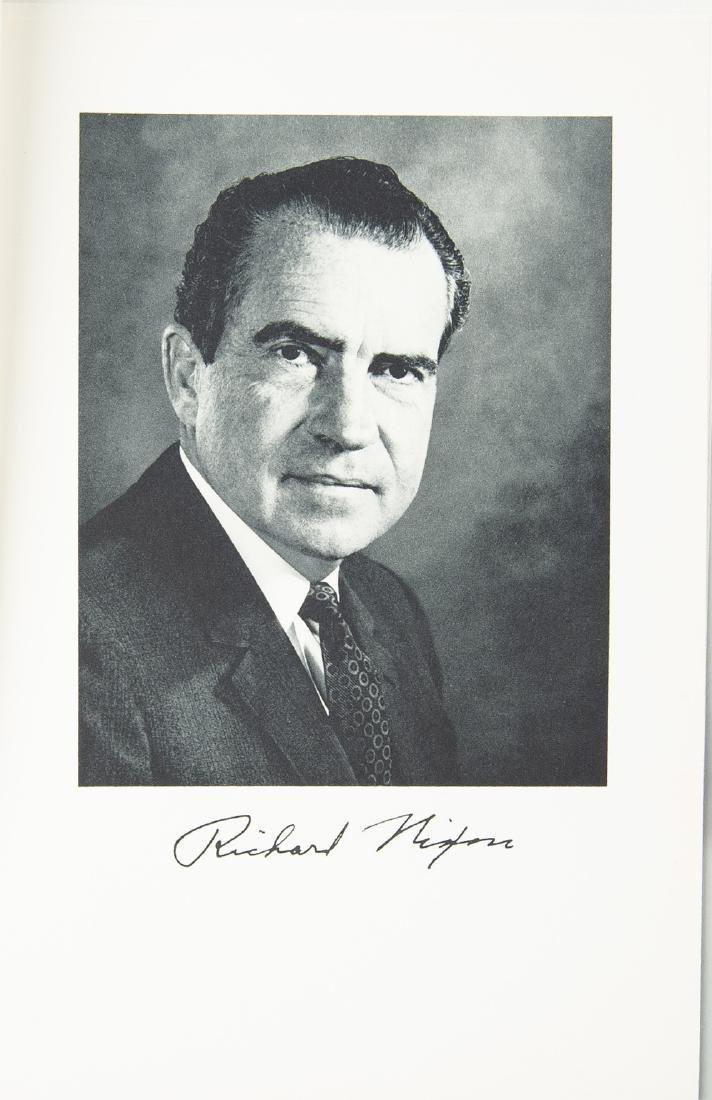 1969 Presidential Inauguration Invitation & Docs - 2