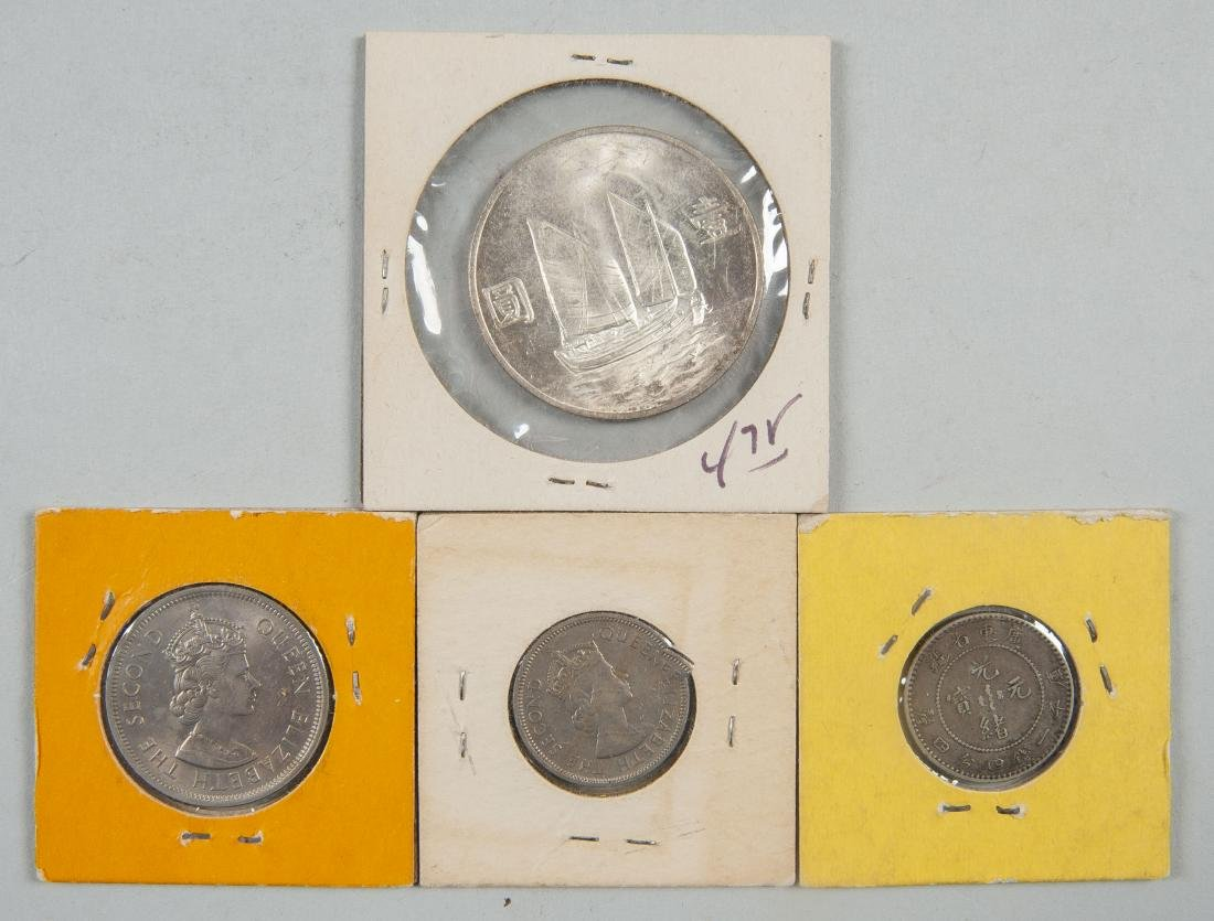 46 Foreign Coins incl Silver - 9