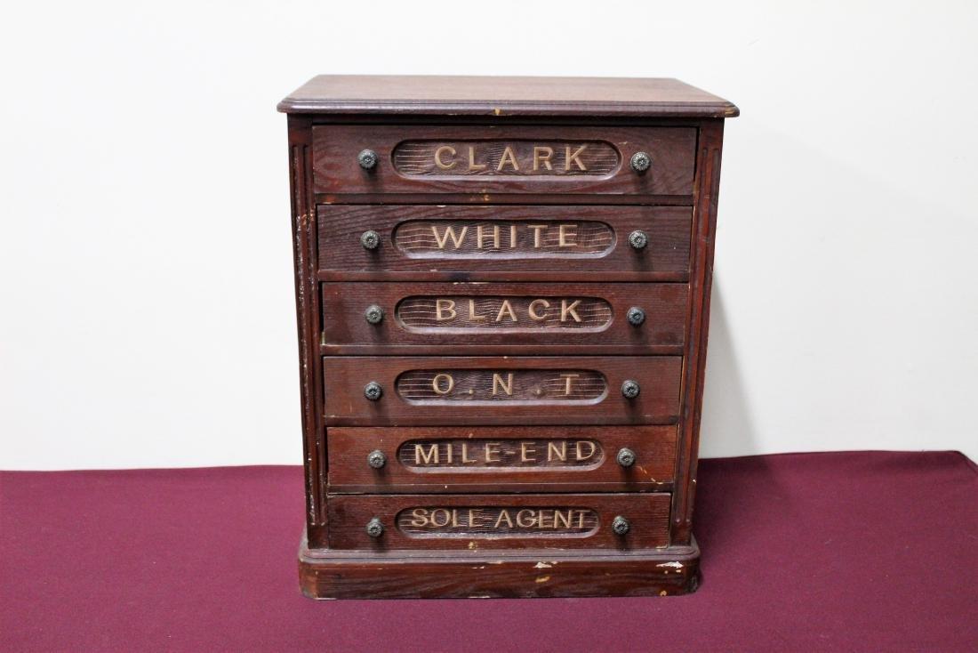 6 Drawer Spool Cabinet