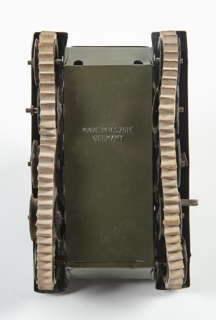 Gama 65 Montage Tank Windup Tin Toy - 5