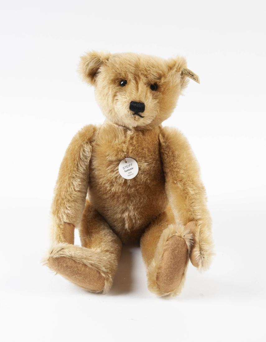 4 Limited Edition Steiff Teddy Bears - 2