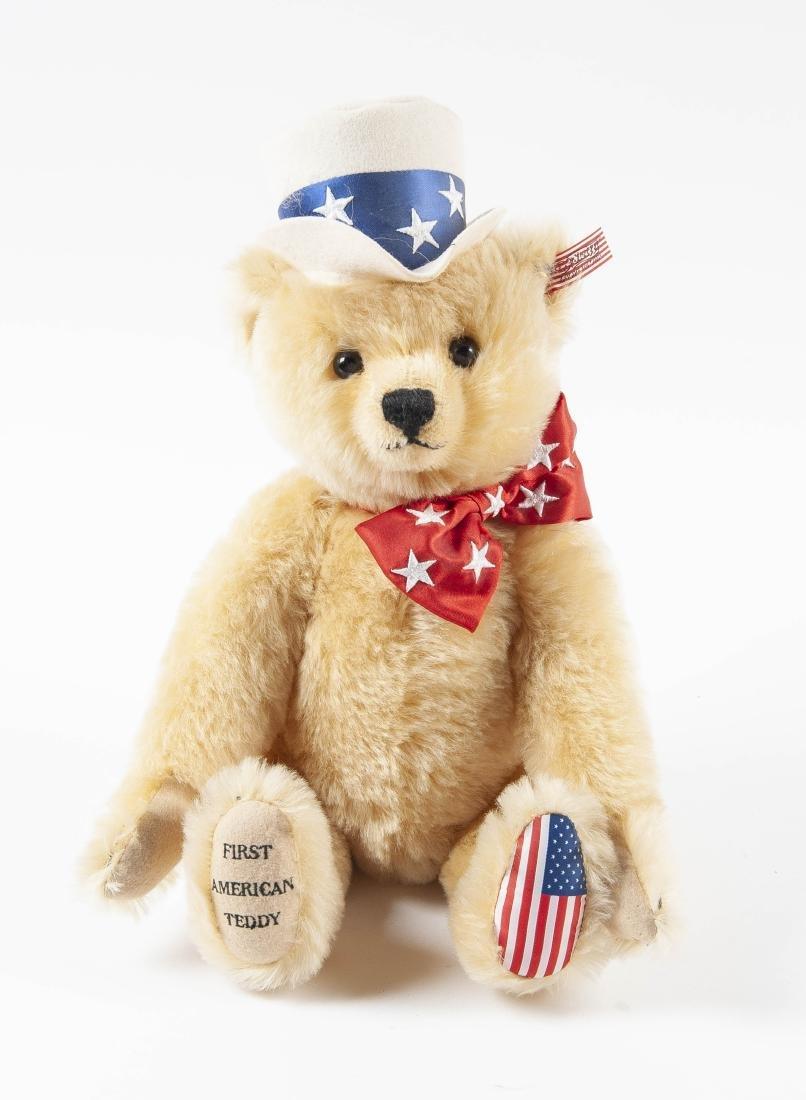 4 Limited Edition Steiff Teddy Bears - 6