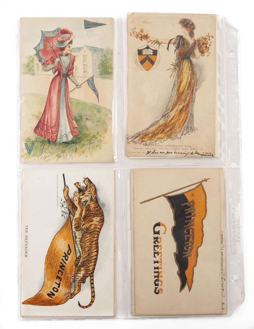 Group of 48 Postcards Incl Halloween & Clapsaddle - 7