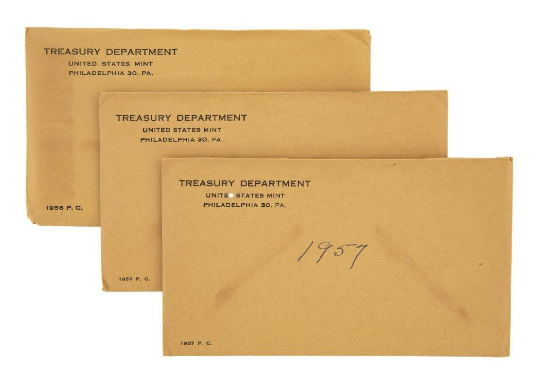 3 US Proof Sets in Original Packaging