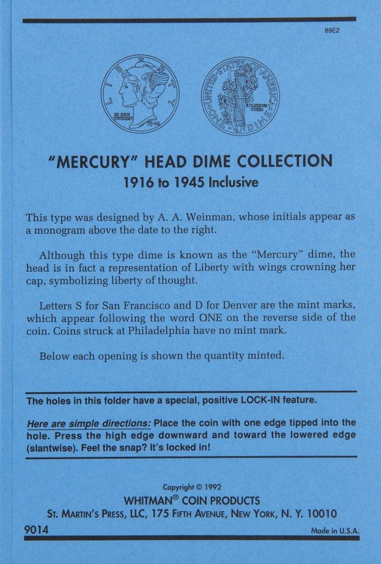 35 Mercury Dimes - 4