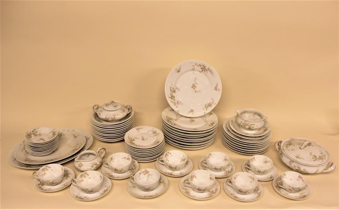 74 Pcs Theodore Haviland Limoges China