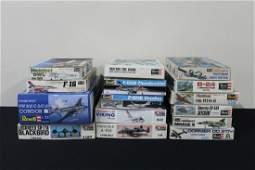 15 Model Planes incl Skycrane