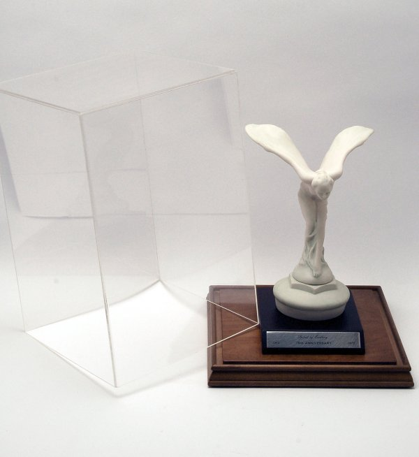 434: Cybis Rolls Royce 1979 Commemorative Figurine