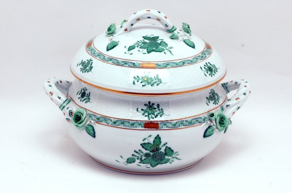 450: Herend Covered Tureen
