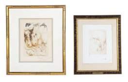 Salvador Dali Spanish 19041989 2 Works