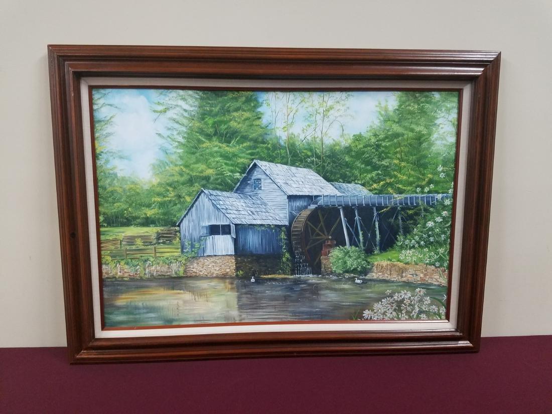 Pavlochko Mill Painting
