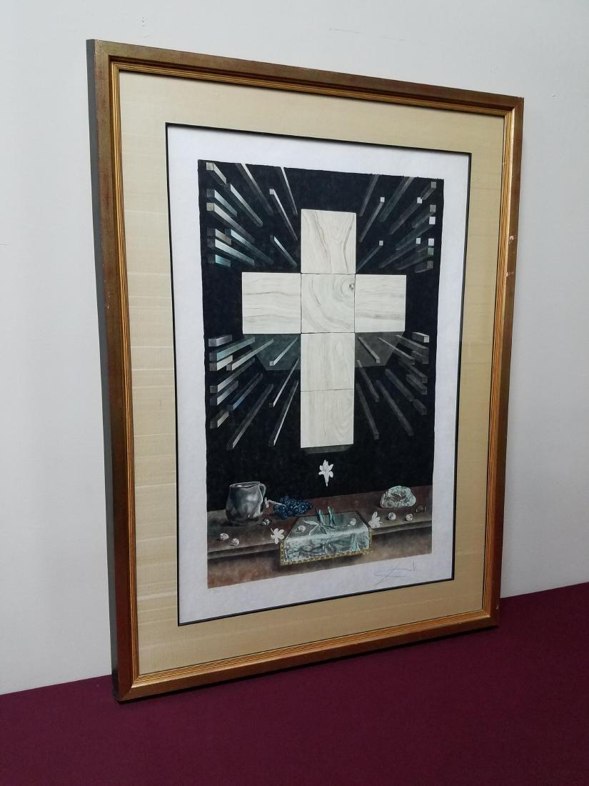 """Arithmosophic Cross"" aft. S. Dali"
